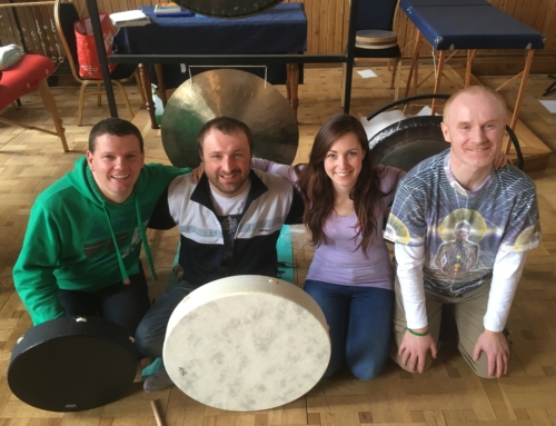Practitioner Diploma Sound Healing Course UK: GROUP WORK